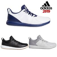 ADIDAS 2019 ADICROSS PPF SPIKELESS LEATHER GOLF SHOES