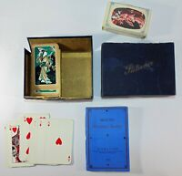 Boxed Vintage Set Of Patience Cards, With Booklet, By W.D. & H.O. Wills. 1933.