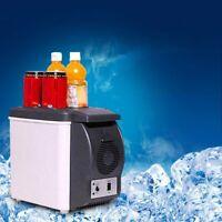 Portable 6L Car Fridge Freezer Cooler 12V Mini Camping Electronic 9Z