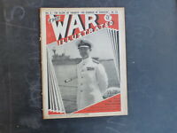 1940 THE WAR ILLUSTRATED VOL. 3 #65 GLORY OF TARANTO, COURAGE OF COVENTRY