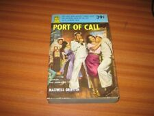 PORT OF CALL BY MAXWELL GRIFFITH 1953 PULP FICTION