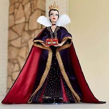 """Disney Store 2017 The Evil Queen from Snow White Limited Edition 17"""" Doll LE"""