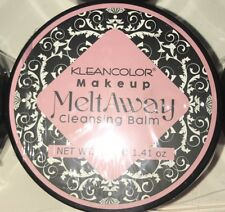 1 Kleancolor Makeup Melt Away Cleansing Balm 1.41oz New