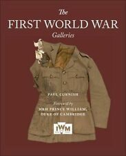 The First World War Galleries, Paul Cornish, Good, Hardcover