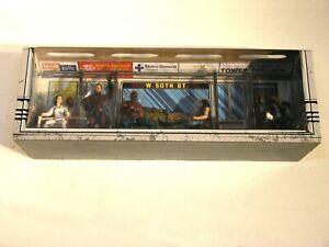 Marvel Legends Series Defenders Rail Authority Figure 5-Pack (SDCC EXCLUSIVE)