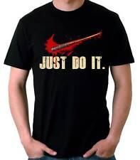Camiseta Hombre Just Do It- Lucille Negan The Walking Dead
