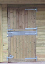 New Stable and Barn Doors With Chew Strip And Ironwork Any Size Made