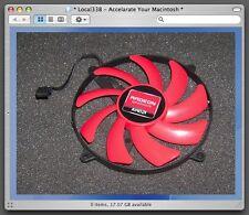 AMD/ATI Radeon HD 7990 (3 Lüfter Modell) Video Card Lüfter Ersatz * C