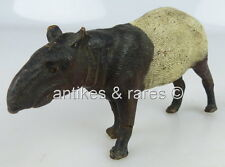altes Lineol Tier: Tapir (linol117)