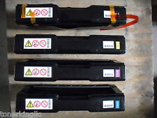 4 Hi Yield TONER Cartridges for Ricoh SP C261SFNW Printer Toner  407539 407540
