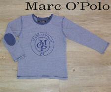 Marc O'Polo langarm T-Shirt in blau/weiß viele Größen - NEU (1533511) UVP 29,95