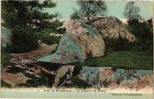 CPA  Forét de  Fontainebleau - La Casquette de Jockey (248844)