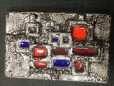 AMPHORA PERIGNEM Fat lava ceramics wall keramiek retro POTTERY tieberghien rare