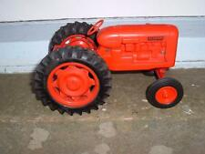VINTAGE 1960'S THE NUFFIELD UNIVERSAL PLASTIC TRACTOR MISSING A NUMBER OF PARTS