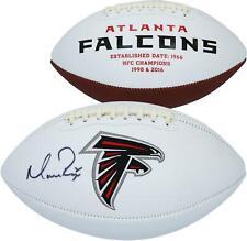 Matt Ryan Atlanta Falcons Fútbol-Fanáticos de Panel Blanco Firmado
