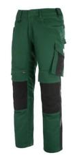 Mascot  Erlangen Mens Work Pants workwear  Sz 32 X 32 | Green Black | New!