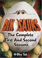 Dinosaurs The Complete Seasons 1 & 2 DVD Jim Henson NEW