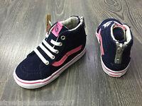 Vans scarpe bambina  SK8 MTE navy pink skate impermeabili