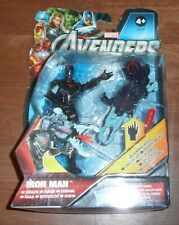 Iron Man STEALTH 3.75 FIGURE MARVEL THE AVENGERS 2012 NEW