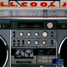 Radio L.L. Cool J (Early CD 1985 CBS Def Jam) UPC 07464402392 CK 40239