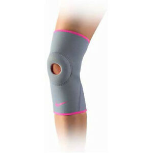 Nike Pro Combat Open Patella Knee Sleeve 2.0 Injury Rehab Support Fitness Gym