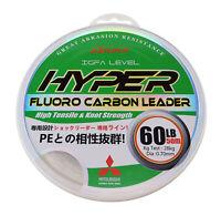Xzoga Carbono HS Fishing Leader Ultra High Strength Line 60lb//50m 30kg Japan