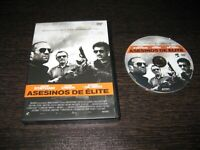 Assassins De Elite DVD Jason Stather Clive Owen Robert De Niro