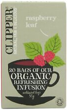Organic raspberry leaf tea - 20 sachets