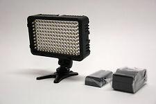Pro 1 LED HD video light + F970 for Panasonic PV GS12 GS120 GS150 GS16 GS180 DV