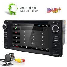 "Android TOYOTA 6.2"" HD Car DVD Player GPS NAV BT Stereo Radio RAV4 Camry COROLLA"