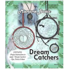 Macramé Basics Dream Catchers Diy Craft Book