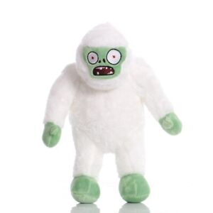 Zombie Yeti Plush Toy Kid Gift 30/35cm Game Plants VS Zombies Plushies Soft doll