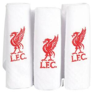 Liverpool FC 3 Pack Handkerchieves