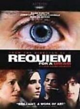 Requiem For A Dream Edited DVD VIDEO MOVIE intertwined lives horror Jared Leto