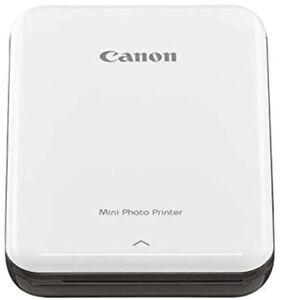 Canon Mini Photo Printer PV-123 Mobile Portable (Includes 10 sheets Photo Paper)