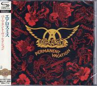 AEROSMITH-PERMANENT VACATION-JAPAN SHM-CD D50