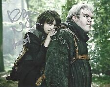 KRISTIAN NAIRN 'GAME OF THRONS' HODOR SIGNED 8X10 PICTURE *COA
