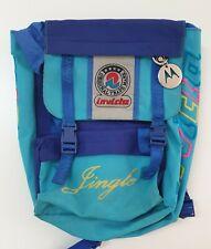 ZAINETTO INVICTA jingle VINTAGE BACKPACK ANNI '90 ZAINO rucksack sac IN112