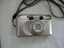 Fujifilm Zoom-Date 90s 35mm Compact Film Camera + Case - Excellent Condition