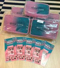 Full 5 Set Kbank Debit Card Blackpink and Passbook Limited (Thai Bank) BLACKPINK