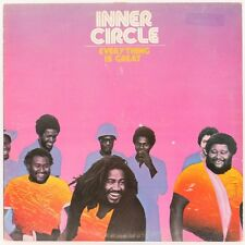EVERYTHING IS GREAT  INNER CIRCLE Vinyl Record