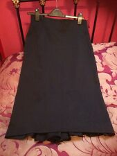 Coast Pencil Skirt Wool Size 10 Immaculate