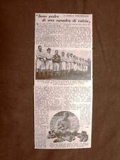 Danimarca nel 1938 11 fratelli Tolstrup compongono la squadra di calcio di Ham