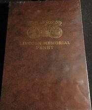 """DANSCO """"106"""" LINCOLN MEMORIAL PENNY FOLDER.  NEW  WITH FREE SHIPPING!!!"""