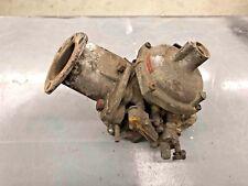 ZENITH STROMBERG 175 CD-2 Carburetor + Intake Jaguar XKE E Type Triumph MG Rover
