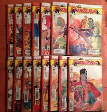 El Pantera Mexican Comics Spanish In Sephia Issue numbers 4-19 Lot Of 15