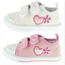 Hook \u0026 Loop Trainer Canvas Baby Shoes