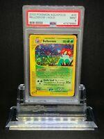 Pokemon Bellossom H5/H32 Holo Rare Aquapolis PSA 9 Mint