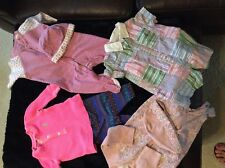 Baby Girl's Size 3 month's Outfits Lot of 4 Ralph Lauren  and Chaps