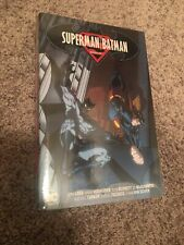 DC Comics Superman Batman Omnibus Volume 1 World's Finest Jeph Loeb Sealed